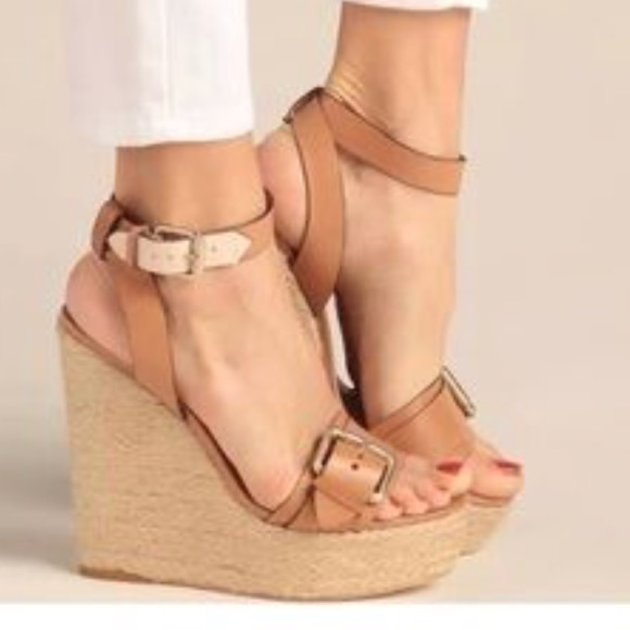 Pour La Victoire Jaclyn Espadrille Wedges cheap sale 2014 unisex buy cheap top quality JW1Dp